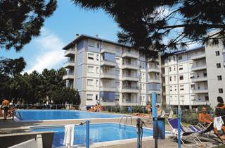 Italy, Northern Adriatic Riviera, Lignano, Apartments Lignano