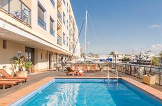 Spain, Costa Brava, Empuriabrava, Apartments Pierre & Vacances Empuriabrava Marina