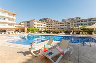 Spain, Costa Brava, L'Estartit, Apartments Pierre & Vacances Estartit Playa