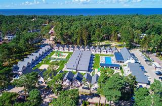 Poland, Baltic Sea Coast, Pobierowo, Holiday Park & Resort Pobierowo