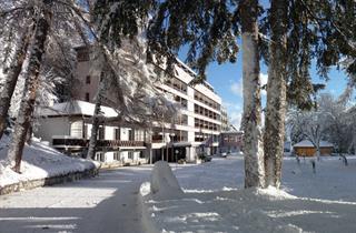Switzerland, Crans Montana, Hotel Valaisia