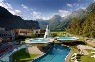 Austria, Oetztal - Soelden, Längenfeld, Aqua Dome
