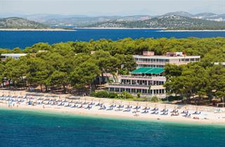 Chorwacja, Dalmacja, Primošten, Hotel Zora