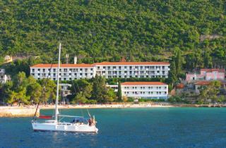 Croatia, Dalmatia, Trpanj, Hotel Faraon All In
