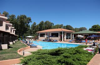 Italy, Sardinia, Valledoria, Marina Manna Hotel & Club Village