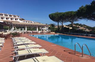 Italy, Sardinia, Arzachena, Hotel Nicolaus Club Cormorano