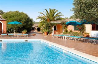 Italy, Sardinia, Orosei, Hotel Nicolaus Club Alba Dorata