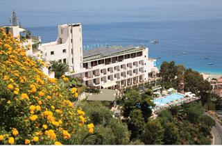 Italy, Sicily, Letojanni, Hotel Antares