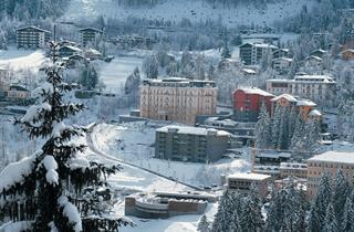 Austria, Gasteinertal, Bad Gastein, Hapimag Resort Bad Gastein