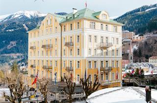 Austria, Gasteinertal, Bad Gastein, Hotel Weismayr