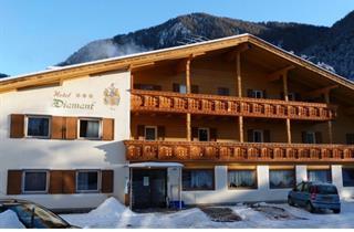 Italy, Kronplatz - Plan de Corones, San Martino in Badia, Chalet Hotel Diamant