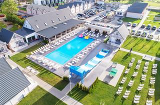Poland, Baltic Sea Coast, Ustronie Morskie, Holiday Park & Resort Ustronie Morskie