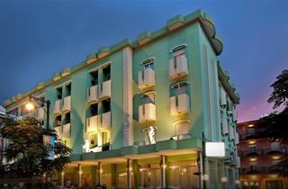 Italy, Central Adriatic Riviera, Gatteo a Mare, Hotel Serena