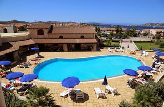 Italy, Sardinia, Palau, Club Esse Posada Beach Resort
