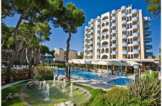 Italy, Central Adriatic Riviera, Giulianova, Hotel Parco dei Principi