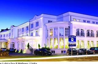 Poland, Baltic Sea Coast, Ustka, Hotel Lubicz SPA & WELLNESS