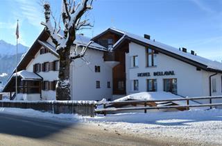 Switzerland, Flims Laax Falera, Laax, Hotel Bellaval
