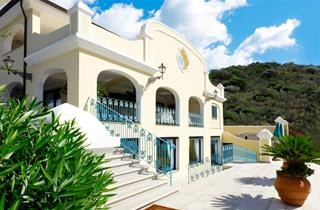 Italy, Sardinia, Orosei, Residence Il Borgo