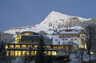 Austria, Kitzbuhel Alps, Kitzbühel, Hotel Schloss Lebenberg