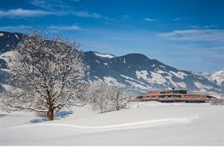 Austria, Zillertal, Uderns, Sportresidenz Zillertal