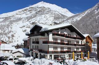 Switzerland, Saas Fee – Saastal, Saas Almagell, Hotel Mattmarkblick