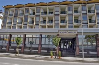 Italy, Northern Adriatic Riviera, Grado, Hotel Friuli