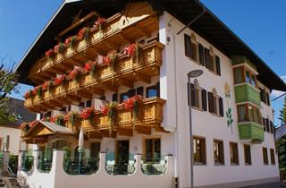 Italy, Kronplatz - Plan de Corones, Valdaora di Sotto, Hotel Goldene Rose