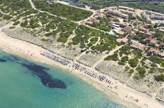 Italy, Sardinia, Badesi, Sporthotel