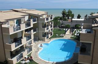 Italy, Central Adriatic Riviera, Pineto, Apartment Residence Pineto