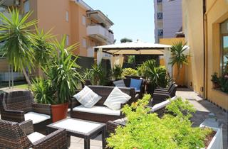 Italy, Northern Adriatic Riviera, Eraclea Mare, Hotel Berna