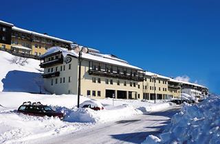 Italy, Adamello Ski, Passo Tonale, Apartments Top
