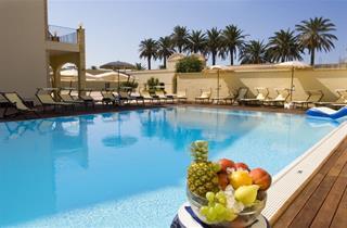 Italy, Sicily, Kartibubbo, Mahara Hotel  & Wellness