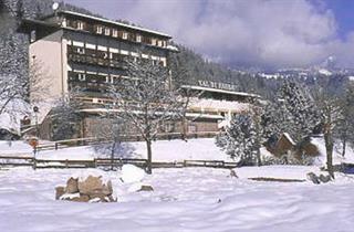 Italy, Val di Fassa - Carezza, Soraga di Fassa, Hotel Val di Fassa