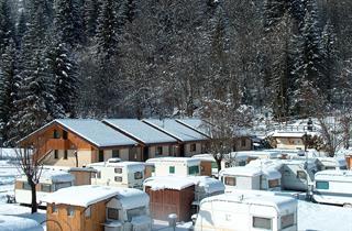Italy, Adamello Ski, Temu, Camping & Chalet Presanella