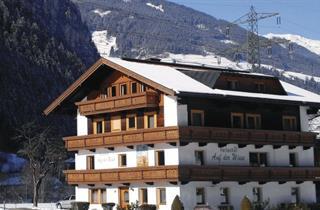 Austria, Zillertal, Mayrhofen, Hotel Auf der Wiese