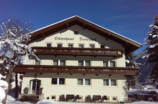 Austria, Zillertal, Mayrhofen, Pensjonat Rosenhof