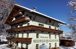 Austria, Zillertal, Mayrhofen, Pensjonat Birkenhof