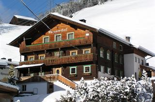 Austria, Zillertal, Gerlos, Pension Wassererhof