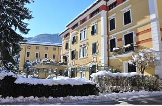 Italy, Val di Sole, Malè, Hotel Liberty