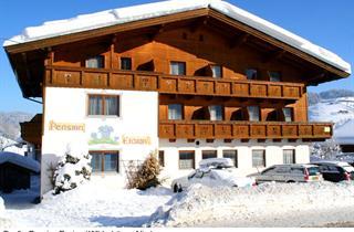 Austria, Ski Juwel Alpbachtal Wildschoenau, Niederau Wildschönau, Pension Enzian