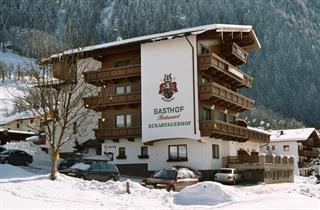 Austria, Zillertal, Mayrhofen, Hotel Eckartauerhof