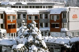 Switzerland, Meiringen Hasliberg, Meiringen, Hotel Alpin Sherpa