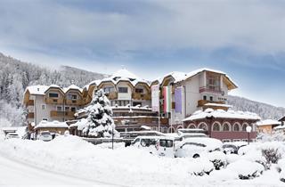 Italy, Val di Sole, Commezzadura, Hotel Tevini