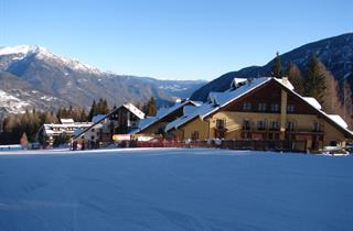 Italy, Val di Sole, Folgarida, Residence Club Nevesole