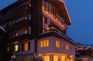 Switzerland, Adelboden Lenk, Adelboden, Hotel Bristol
