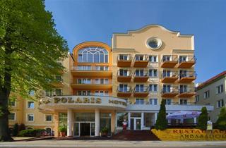 Poland, Baltic Sea Coast, Świnoujscie, Hotel Kurhaus Polaris
