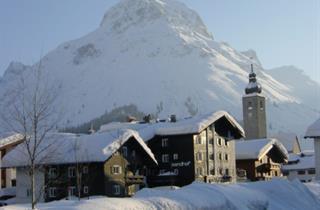 Austria, Arlberg, Lech am Arlberg, Hotel Sandhof