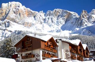 Italy, San Martino di Castrozza (Passo Rolle), San Martino di Castrozza, Hotel Cima Rosetta