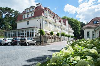 Poland, Baltic Sea Coast, Świnoujscie, Hotel Cesarskie Ogrody
