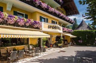 Austria, Salzburger Sportwelt, Radstadt, Hotel Gründlers